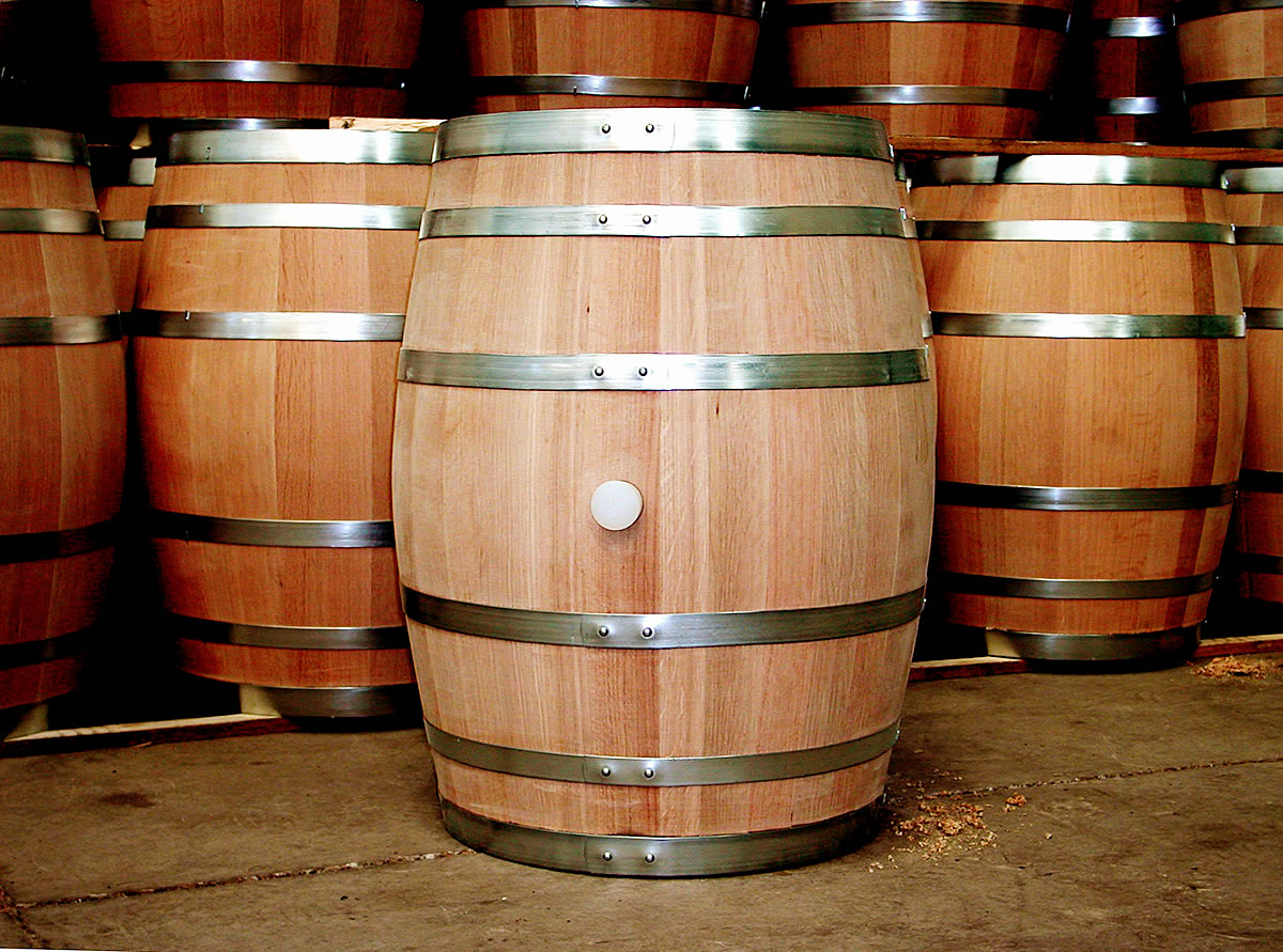 Tradition White Oak Barrel image by Gerard Prins